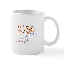 Rise Above Smoking Mug