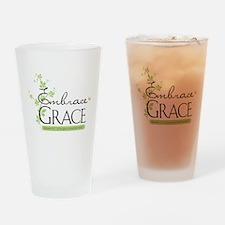 Embrace Grace Drinking Glass