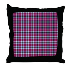 Tartan - MacTavish Throw Pillow