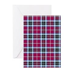 Tartan - MacTavish Greeting Cards (Pk of 10)