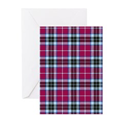 Tartan - MacTavish Greeting Cards (Pk of 20)