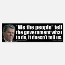 Ronald Reagan Bumper Bumper Sticker