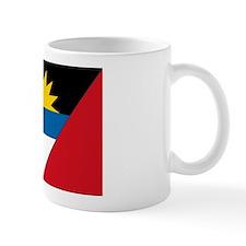 Antigua & Barbuda Flag Mug