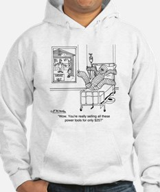Power Tools for Only $25 Hoodie