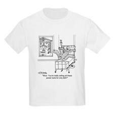 Power Tools for Only $25 T-Shirt