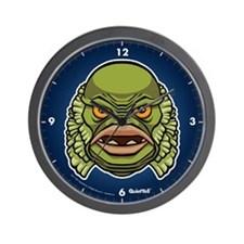 The Creature Wall Clock