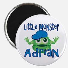 Little Monster Adrian Magnet