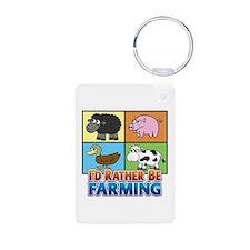 FARMING - Multiple Animals Keychains