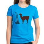 Dolly Llama Women's Dark T-Shirt