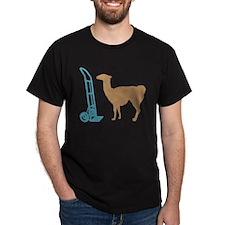 Dolly Llama T-Shirt