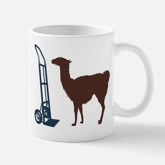 Dolly Llama Mug