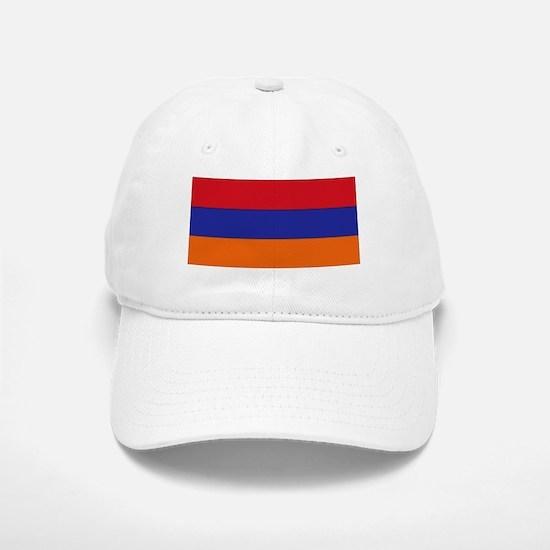 Armenian Flag Baseball Baseball Cap