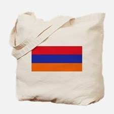Armenian Flag Tote Bag