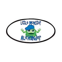 Little Monster Alexander Patches
