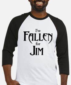 I've Fallen for Jim Baseball Jersey