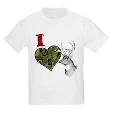 I love deer hunting T-Shirt