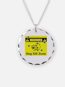 Hog Kill Zone Necklace