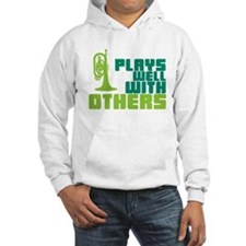 Mellophone (Plays Well With Others) Hoodie