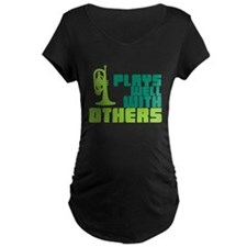 Mellophone (Plays Well With Others) T-Shirt