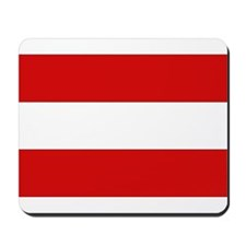 Flag of Austria Mousepad