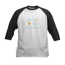 Peace, Love and Ice Cream Tee