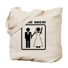 Game Over - Groom Tote Bag