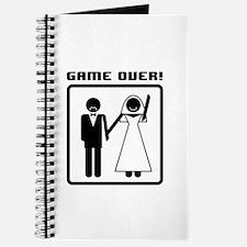 Game Over - Groom Journal