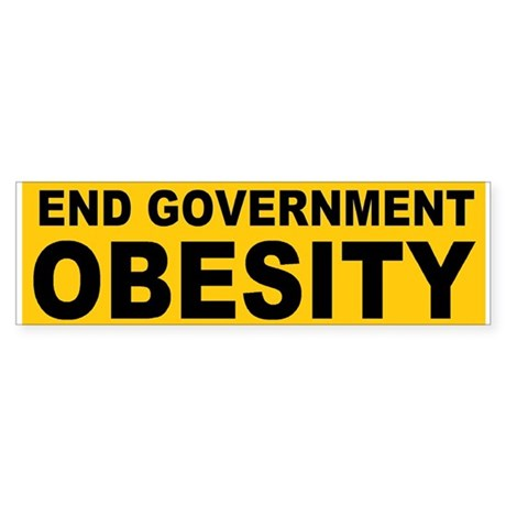 can the government help the obesity Find out why that is and how the government can improve your health  large- scale policies to create healthier communities could help those.