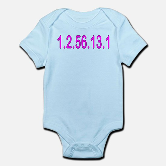 1.2.56.13.1 Infant Bodysuit
