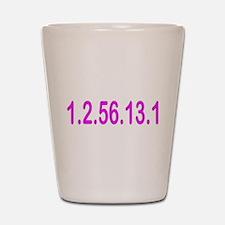 1.2.56.13.1 Shot Glass