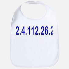 2.4.112.56.2 Blue and Pink Bib