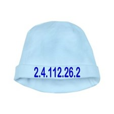 2.4.112.56.2 Blue and Pink baby hat