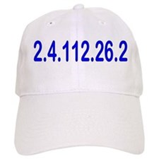 2.4.112.56.2 Blue and Pink Baseball Cap