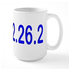 2.4.112.56.2 Blue and Pink Mug