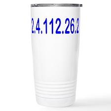 2.4.112.56.2 Blue and Pink Travel Mug