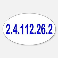 2.4.112.56.2 Blue and Pink Sticker (Oval)