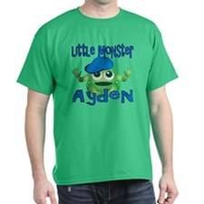 Little Monster Ayden T-Shirt