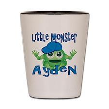 Little Monster Ayden Shot Glass
