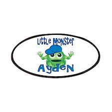Little Monster Ayden Patches