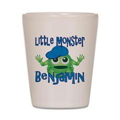 Little Monster Benjamin Shot Glass