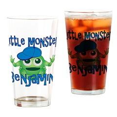 Little Monster Benjamin Drinking Glass