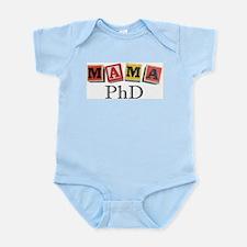 Mama PhD Body Suit