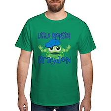 Little Monster Brayden T-Shirt