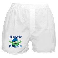 Little Monster Brayden Boxer Shorts
