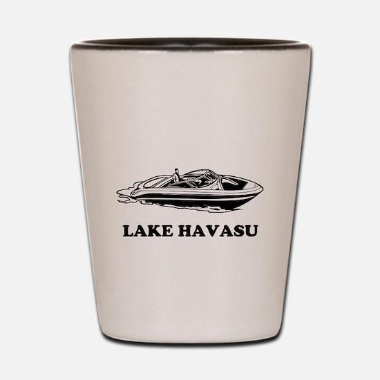 Lake Havasu Shot Glass