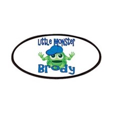 Little Monster Brody Patches