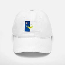 Azores Flag Baseball Baseball Cap