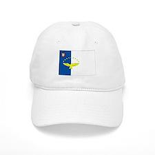 Azores Flag Baseball Cap