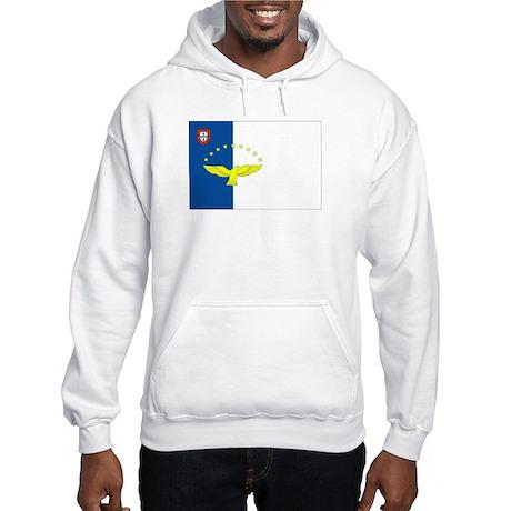 Azores Flag Hooded Sweatshirt