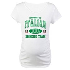 Italian Drinking Team Shirt
